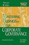 Mastering Business in Asia: Corporate Governance