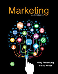 Image of Marketing: an introduction